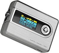 Lecteur audio à écran OLED